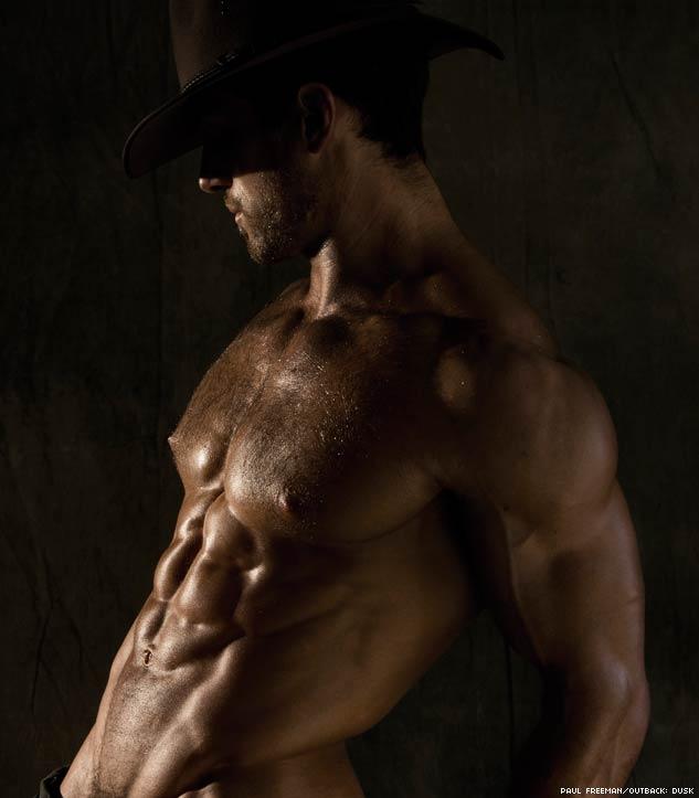 cowboy naked gay erotica
