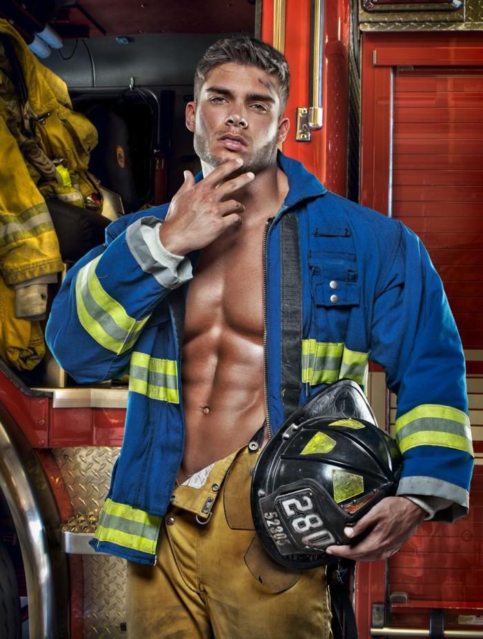 fireman naked gay erotica