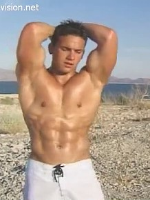 Male fitness Marcel video