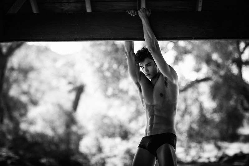 Scott Gardner by Carlos Moscat