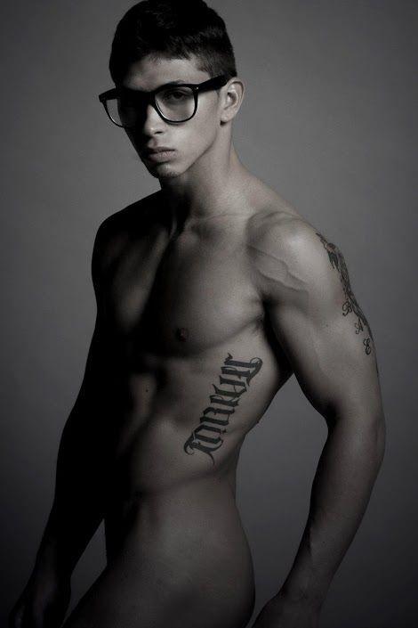 Brandon Levinsky hot and naked
