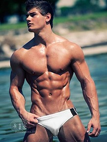 Jeff Seid - stunning model