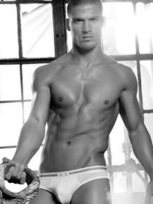 Kerry Degman male model