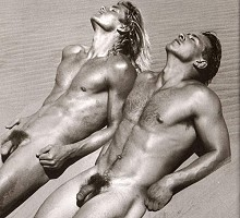 bodybuilders vintage gay erotica